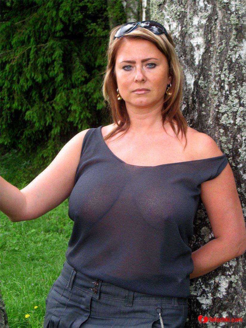 Сочная зрелая женщина 15 фотография